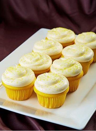 Picture of 1 Dozen Lemon Creamcheese Cupcakes