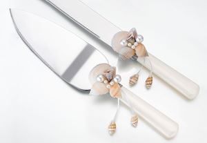 Picture of Seashell Serving Set