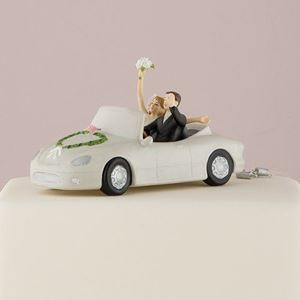 Picture of Honeymoon Bound Cake Topper
