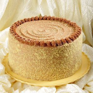 Picture of Yellow Butter Dessert Cake