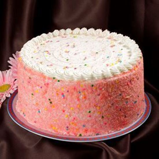 Picture of Heavenly Strawberry Cake