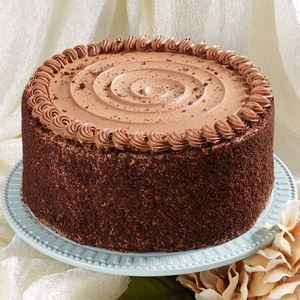 Picture of Double Chocolate Dessert Cake