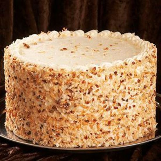 Picture of Italian Cream Dessert Cake