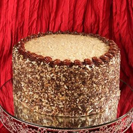 Picture of German Chocolate Cake