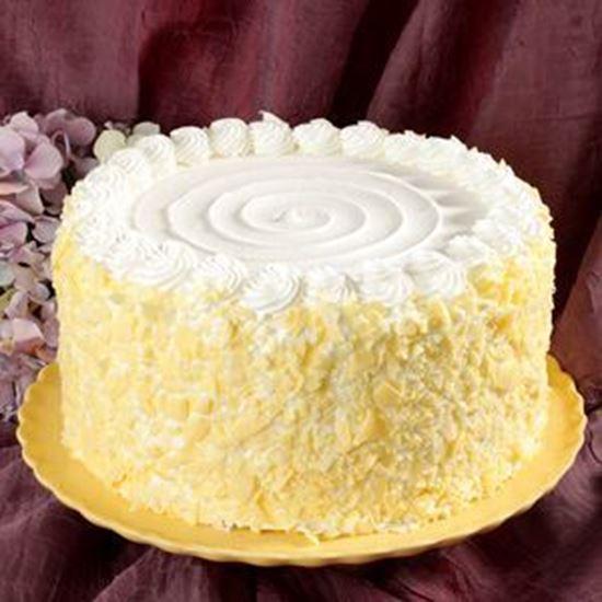 Picture of White Chocolate Dessert Cake