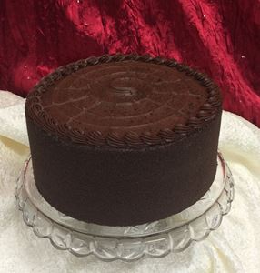 Picture of Chocolate Fudge Truffle Cake