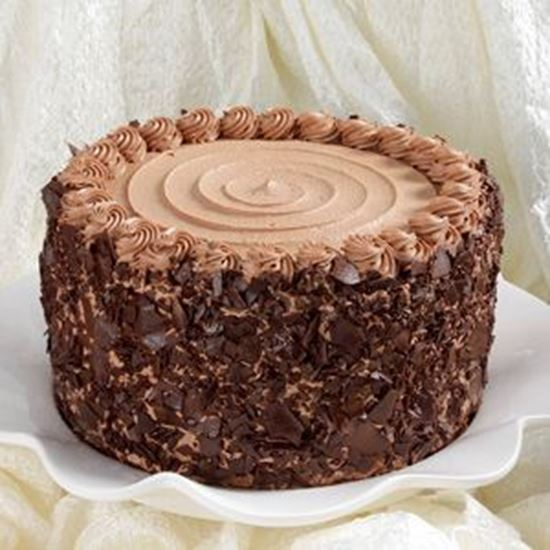 Picture of Chocolate Kahlua Dessert Cake